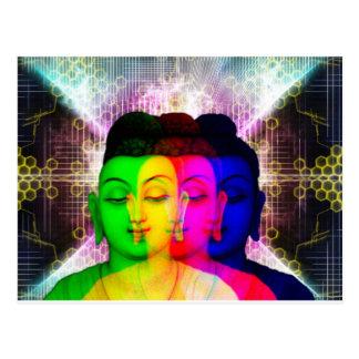Digital-Karma Postkarte