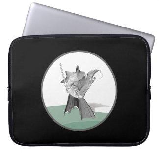 Digital-Krieger Laptopschutzhülle