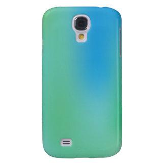 Digital-Kunst-blaues Rot-geistige Telefon-Hüllen Galaxy S4 Hülle