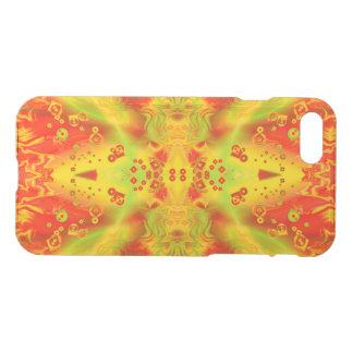 Digital-Kunst-cooles modernes abstraktes Muster iPhone 8/7 Hülle