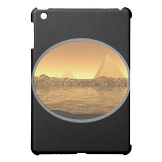 Digital-Kunst Pyramide iPad Mini Hülle