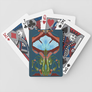 Digital-Kunst-Spielkarte-Plattformen des Deko-1 Bicycle Spielkarten