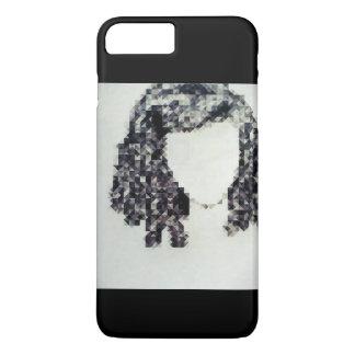 Digital-Mädchen iPhone 8 Plus/7 Plus Hülle