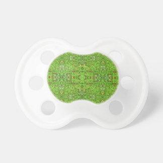 Digital-Natur-Collagen-Muster Schnuller