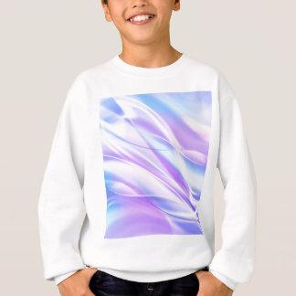 Digital-Radialfarbunschärfe-Glühen-Kunst-schönes Sweatshirt
