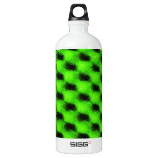 Digital-Radialfarbunschärfe-Glühen-Kunst-schönes Wasserflasche