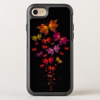 Digital-Schmetterlinge OtterBox Symmetry iPhone 8/7 Hülle