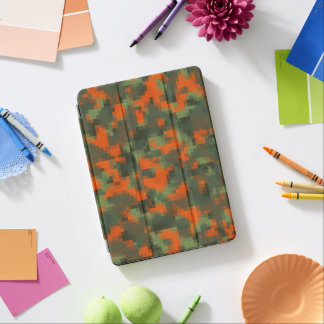 Digital-Sicherheits-Camouflage iPad Pro Hülle