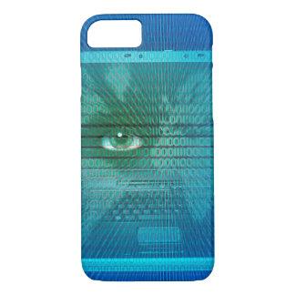 Digital-Überwachung iPhone 8/7 Hülle