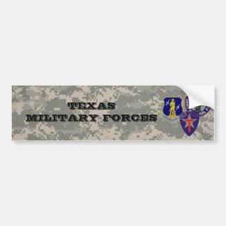 digitale Camouflage - TXSG - TX Militärkräfte Autosticker