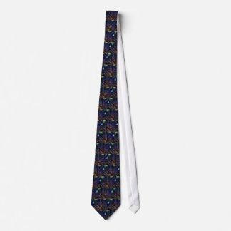 Digitale Kunst-Krawatte des Fraktals Individuelle Krawatten