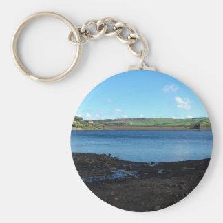 Digley Reservoir Schlüsselanhänger