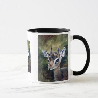 Dikdik zwergartige Antilopen-Tasse Tasse