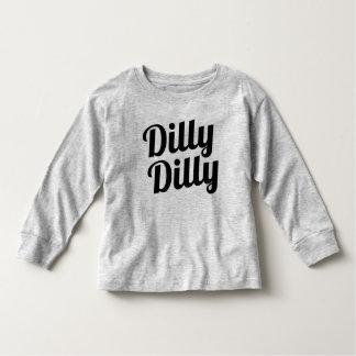 Dillydilly-Kleinkind-Shirt Kleinkind T-shirt