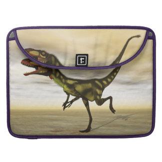 Dilong Dinosaurier - 3D übertragen MacBook Pro Sleeve