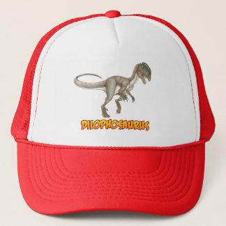 Dilophosaurusdinosaurierhut Truckerkappe