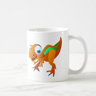 Dina der Dinosaurier Kaffeetasse