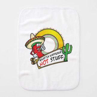 Dinges-würziger roter Pfeffer Mexiko Spucktuch