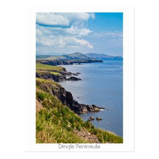 Dingle-Halbinsel Postkarte