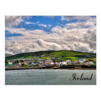 Dingle, Irland-Postkarte Postkarte