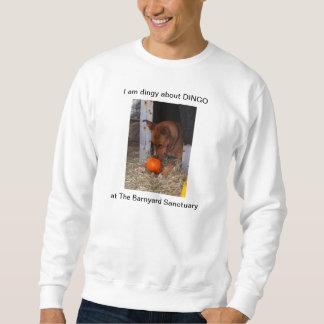 Dingo am Barnyard-Schongebiet-Sweatshirt Sweatshirt