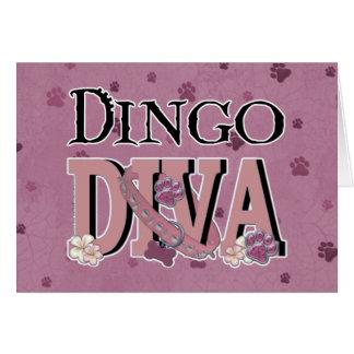 Dingo DIVA Karte
