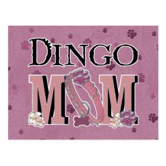 Dingo MAMMA Postkarte