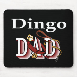 Dingo VATI Geschenke Mauspad