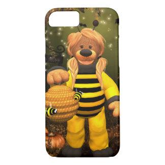 Dinky Bären: Kleine Biene iPhone 8/7 Hülle