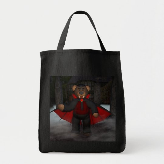 Dinky Bären kleiner Dracula Tragetasche