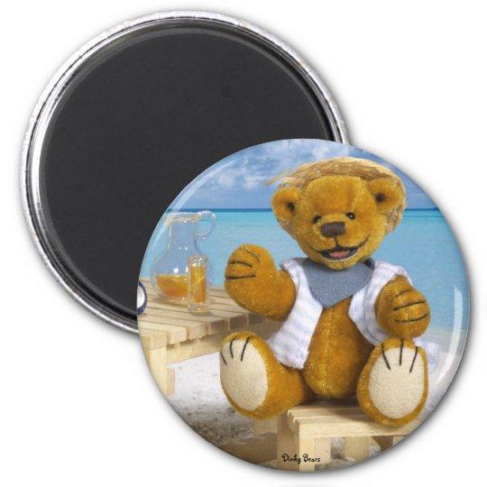 Dinky betrifft Feiertag Runder Magnet 5,7 Cm