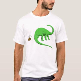 Dino-Dampfer - T - Shirt
