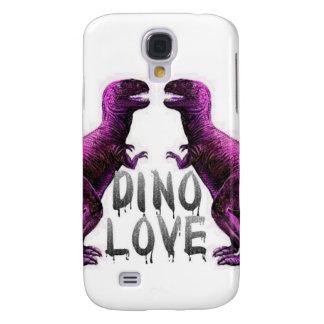 Dino-Liebe Galaxy S4 Hülle