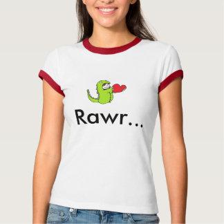 Dino-Liebe, Rawr… T-Shirt