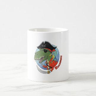 Dino-Pirat Kaffeetasse