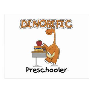 Dinorific Vorschüler-T - Shirts und Geschenke Postkarte