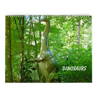 Dinosaurier Abreißkalender