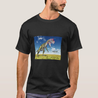 Dinosaurier Cryolophosaurus T-Shirt