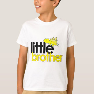 Dinosaurier des kleinen Bruders neu T-Shirt