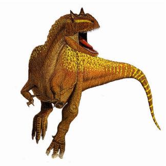Dinosaurier-Foto-SkulpturAllosaurus Gregory Paul Freistehende Fotoskulptur