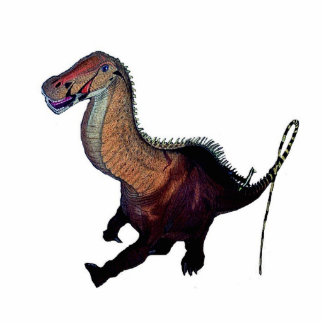 Dinosaurier-Foto-SkulpturBrontosaurus Gregory Paul Freistehende Fotoskulptur
