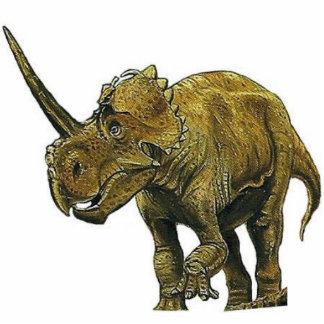 Dinosaurier-Foto-SkulpturCentrosaurus Gregory Paul Freistehende Fotoskulptur