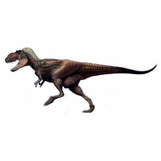Dinosaurier-Foto-SkulpturDaspletosaurus Greg Paul Freistehende Fotoskulptur