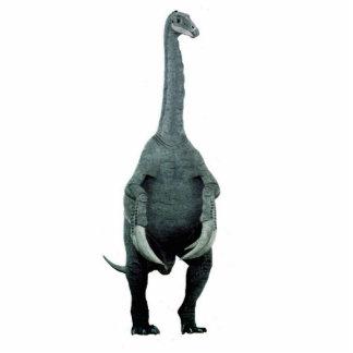 Dinosaurier-Foto-SkulpturTherizinosaurus Greg Paul Freistehende Fotoskulptur