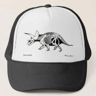 Dinosaurier-HutTriceratops Gregory Paul Truckerkappe