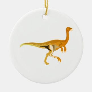 Dinosaurier Keramik Ornament