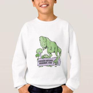 Dinosaurier-nationales Monument Utah Sweatshirt