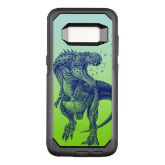 Dinosaurier OtterBox Commuter Samsung Galaxy S8 Hülle