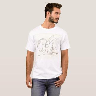 Dinosaurier-Schädel T-Shirt
