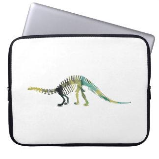 Dinosaurier-Skelett Laptopschutzhülle